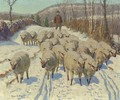 Banning's Sheep - Edward Charles Volkert