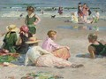 Manhattan Beach - Edward Henry Potthast