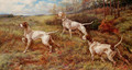 Hunting in the Fall - Three Pointers - Edmund Henry Osthaus