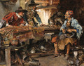 The armourer - Edgar Bundy