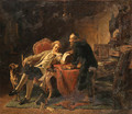 The moneylender - Eberhard Stammel