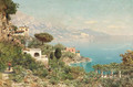 Coast of Amalfi - Edmund Berninger