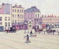 The Weigh House, Cumberland Market - Robert Polhill Bevan