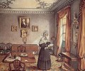 Mrs Duffin's dining room at York - Mary Ellen Best