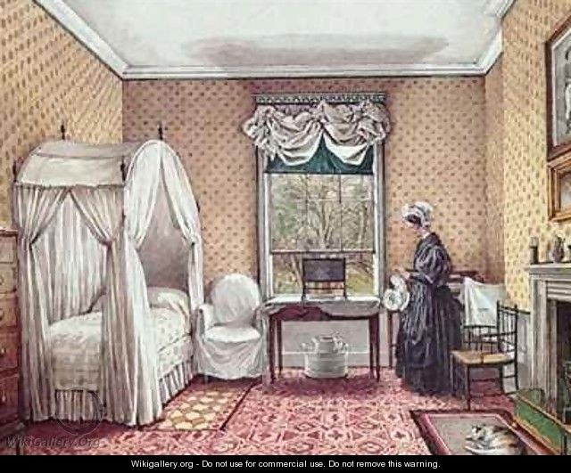 Bedroom At Langton Hall Mary Ellen Best WikiGallery