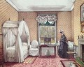 Bedroom at Langton Hall - Mary Ellen Best