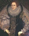 Portrait of Queen Elizabeth I - John the Younger Bettes