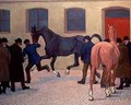 Showing at Tattersalls - Robert Polhill Bevan
