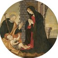 The Holy Family 3 - Florentine School
