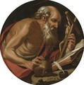 Saint Jerome 2 - Roman School