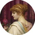 Chloris, A Summer Rose - John William Godward
