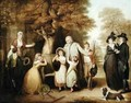 The Benevolent Heir or the Tenant Restored to his Family - William Redmore Bigg