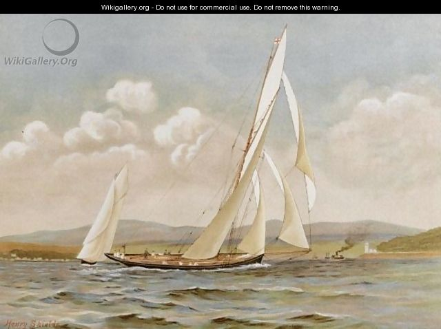 Famous clyde yachts - James Meikle