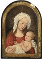 The Madonna And Child - South Netherlandish School