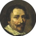 Portrait Of A Gentleman - (after) Frans Hals