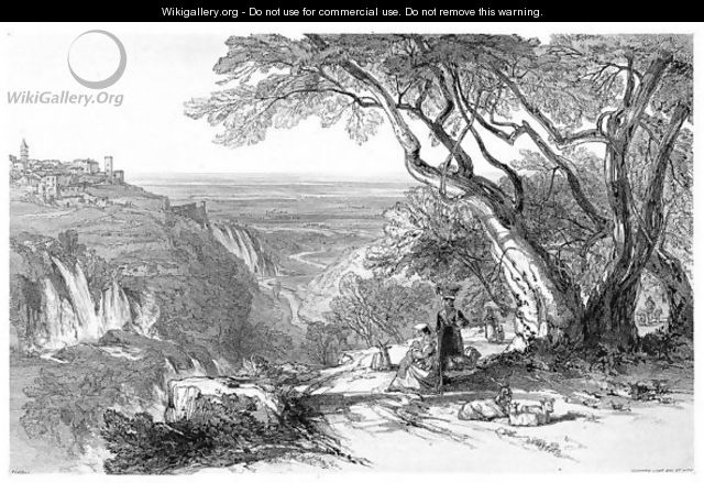 Views In Rome And Its Environs. Drawn From Nature And On Stone. London T.M. Lean, 1841 - Edward Lear
