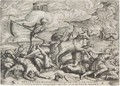 The Triumphs Of Petrarch - Georg Pencz