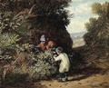 The Blackberry Gatherers - William Bromley III