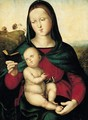 The Madonna And Child With A Goldfinch ('The Solly Madonna') - (after) Raphael (Raffaello Sanzio of Urbino)
