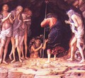 Descent Into Limbo - Andrea Mantegna
