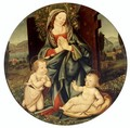 Madonna And Child 5 - Italian Unknown Master
