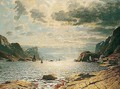 Over Fjorden (Across The Fjord) - Adelsteen Normann
