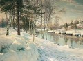 April Sunshine, Raufoss - Peder Monsted