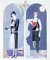 Day and Night - Georges Barbier