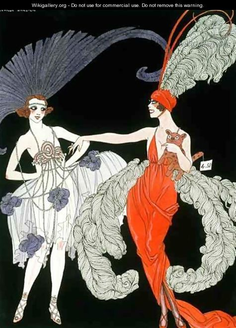 the purchase - georges barbier