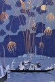 Fireworks in Venice - Georges Barbier