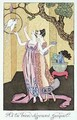 Have you had a good dinner, Jacquot - Georges Barbier