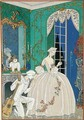Illustration for 'Fetes Galantes' 2 - Georges Barbier