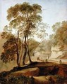 Landscape near Tivoli - Thomas Barker of Bath