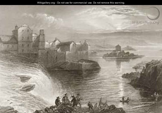 Ballyshannon, County Donegal - (after) Bartlett, William Henry