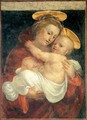 Madonna and Child 4 - Fra (Baccio della Porta) Bartolommeo
