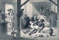 The Death of Uncle Tom, plate 11 from 'Uncle Tom's Cabin' 2 - (after) Bayot, Adolphe Jean-Baptiste
