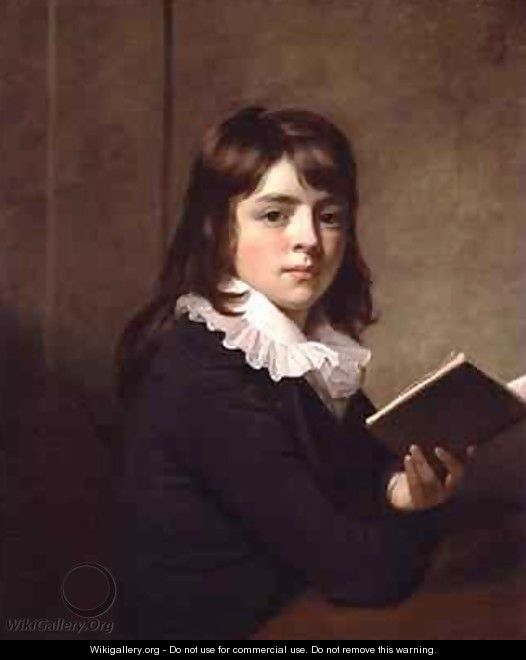Portrait of a Boy - Sir William Beechey