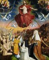 The Last Judgement - Jean Bellegambe the Elder
