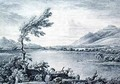 A View of Derwentwater from Vicars Island towards Skiddaw - (after) Bellers, William