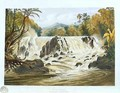Purumama, the great cataract of the River Parima - (after) Bentley, Charles