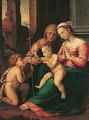 The madonna of divine love 2 - (after) Raphael (Raffaello Sanzio of Urbino)