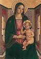 The madonna and child - (after) Andrea D'assisi