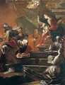 The adoration of the magi 2 - Austrian School