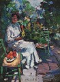 Fruits of the garden - Konstantin Alexeievitch Korovin