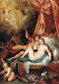 Mars And Venus Surprised By Vulcan - Hendrik van Balen, I