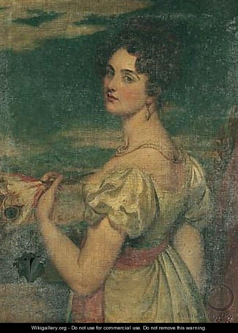Portrait Of A Lady 2 - William Etty