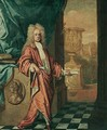 Portrait Of Sir Richard Pyne, Lord Chief Justice Of The Common Pleas In Ireland (1644-1709) - William Gandy
