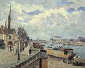 La Seine A Paris - Armand Guillaumin