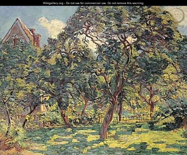 Le Prunier - Armand Guillaumin