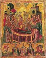 The Dormition of the Virgin - Unknown Painter